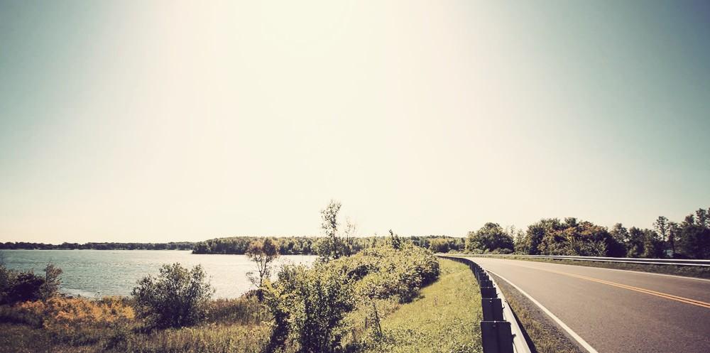 The Long Sault Parkway – Man Made, Naturally Perfect